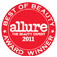 Best of Beauty Award Winner - Allure Magazine