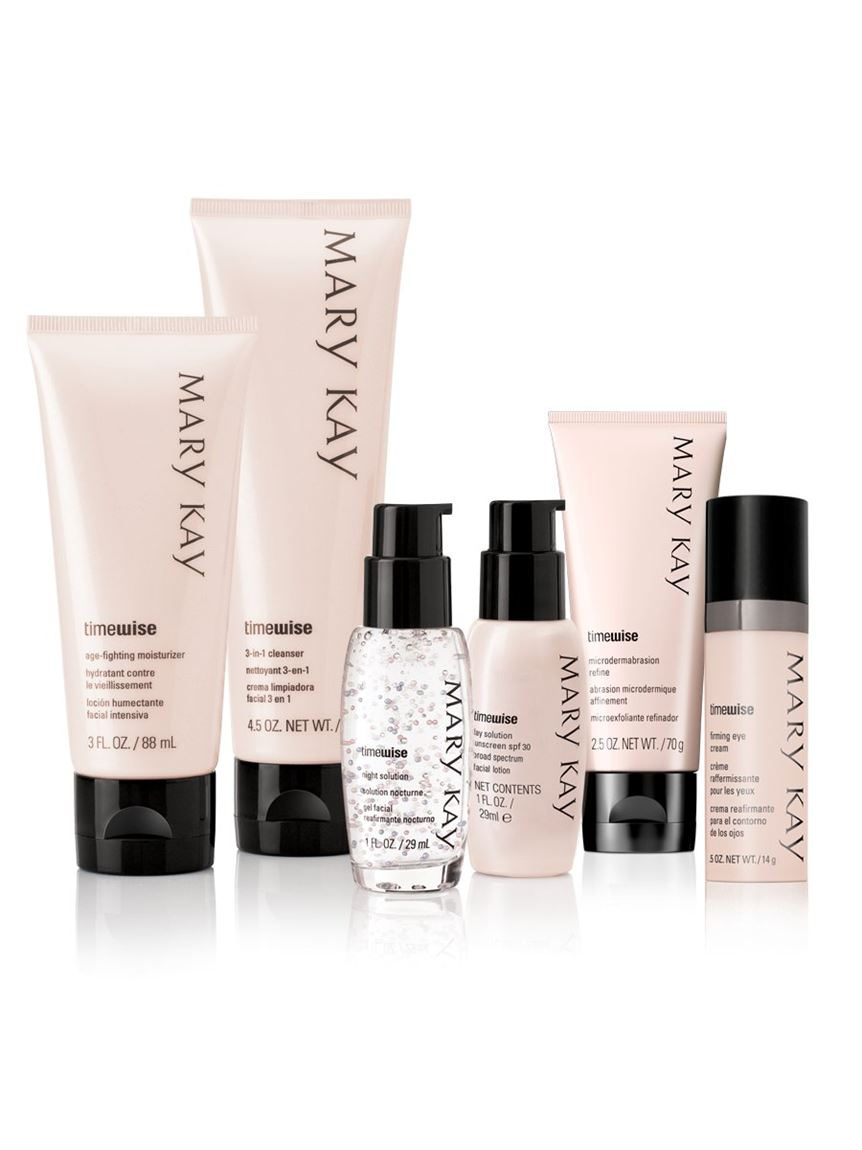 Ultimate Miracle Set Normal Dry Mary Kay