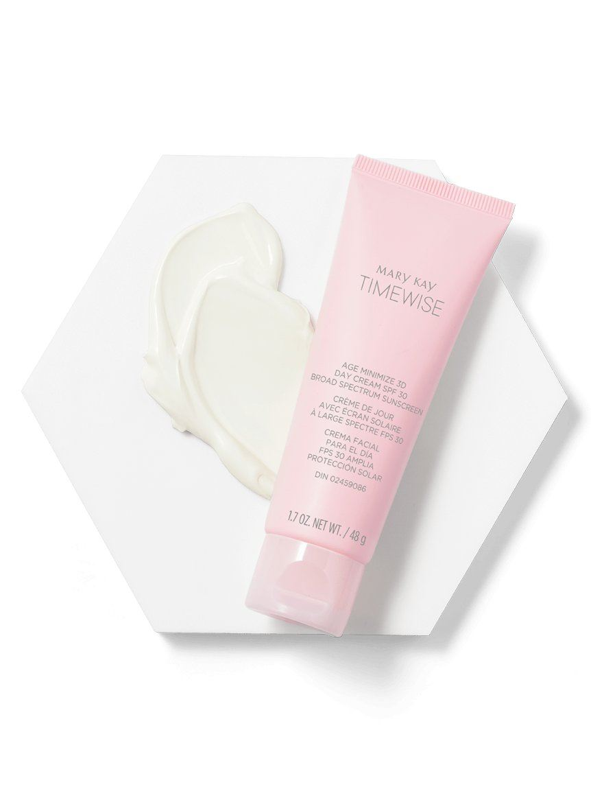 Timewise Age Minimize 3d Day Cream Spf 30 Broad Spectrum Sunscreen Mineral Botanica Whitening Plus Complex New