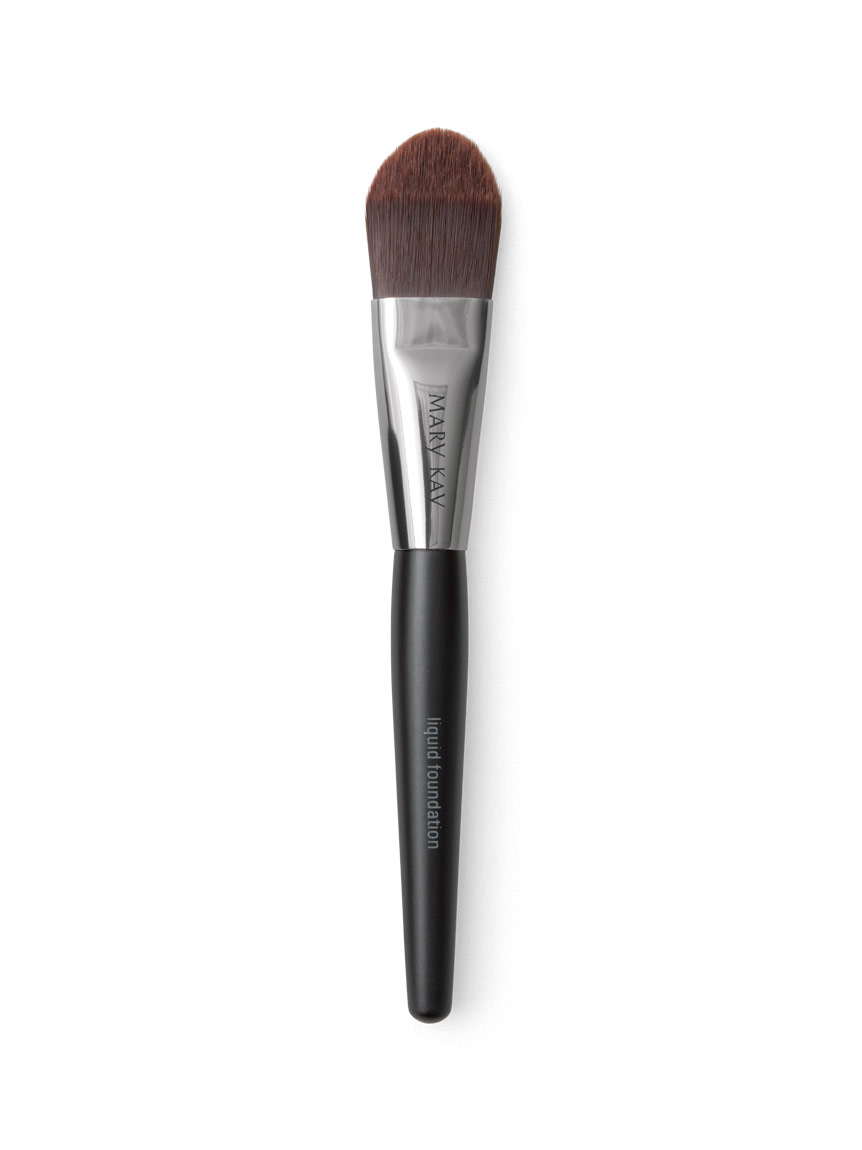 Foundation Brush: Mary Kay® Liquid Foundation Brush